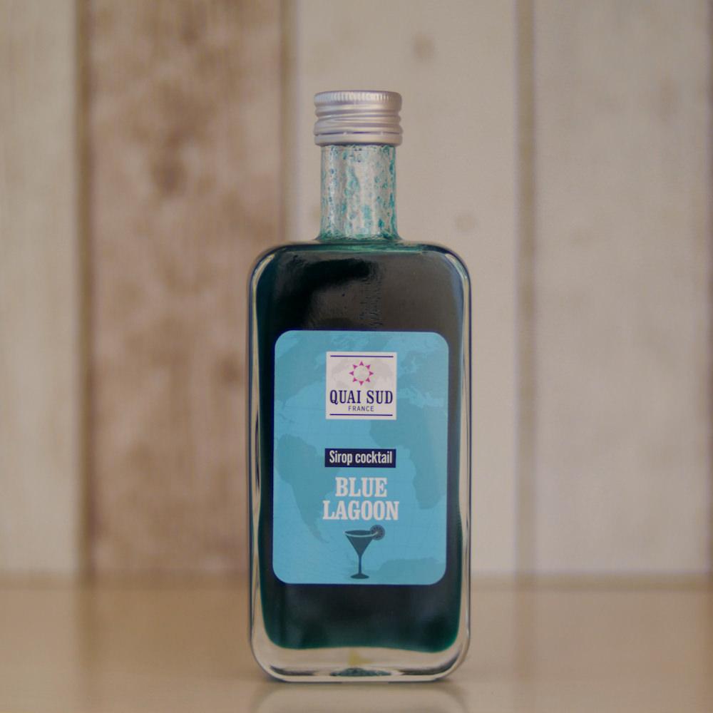 Sciroppo Cocktail Blue Lagoon