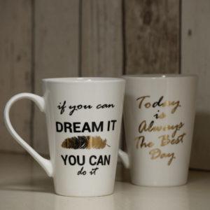 Tazza Best Day & Dream