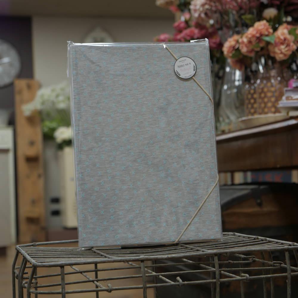 Porta Documenti Grey Blue