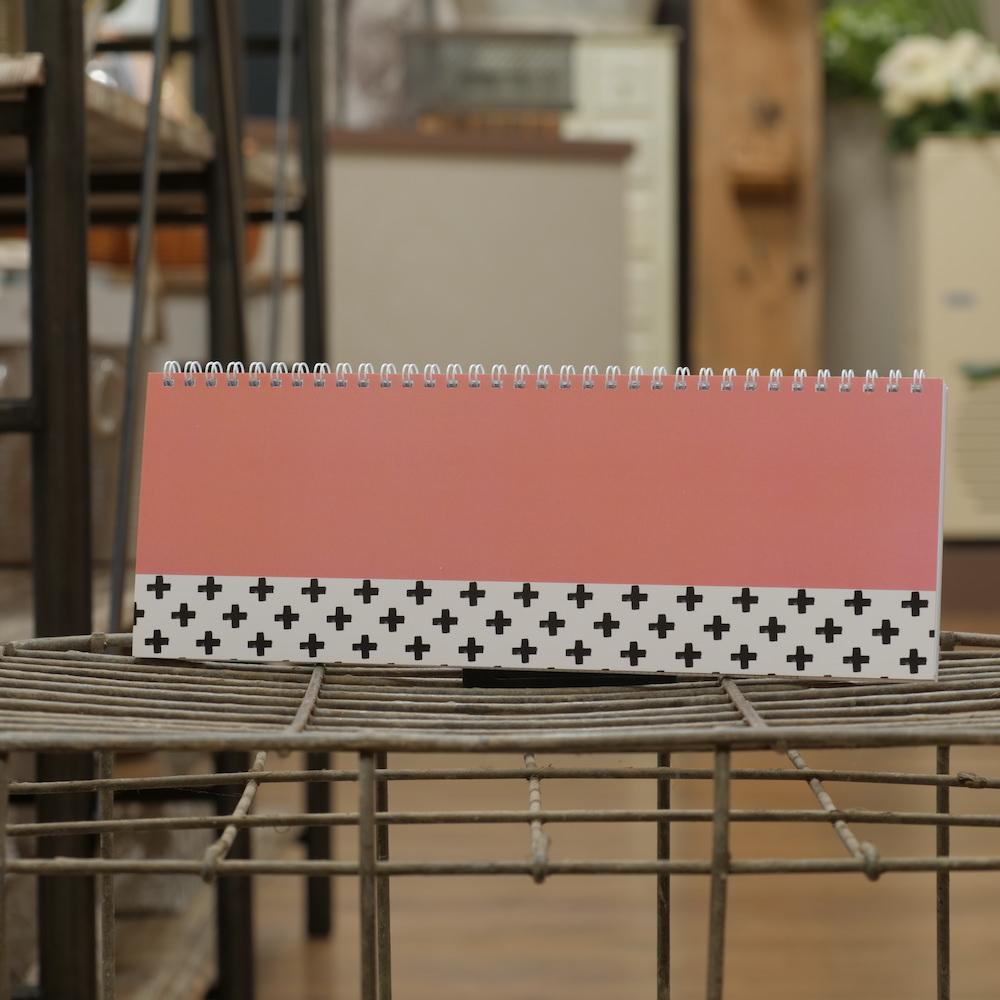 Planner Weekly Pink