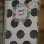 Baby Book Black White