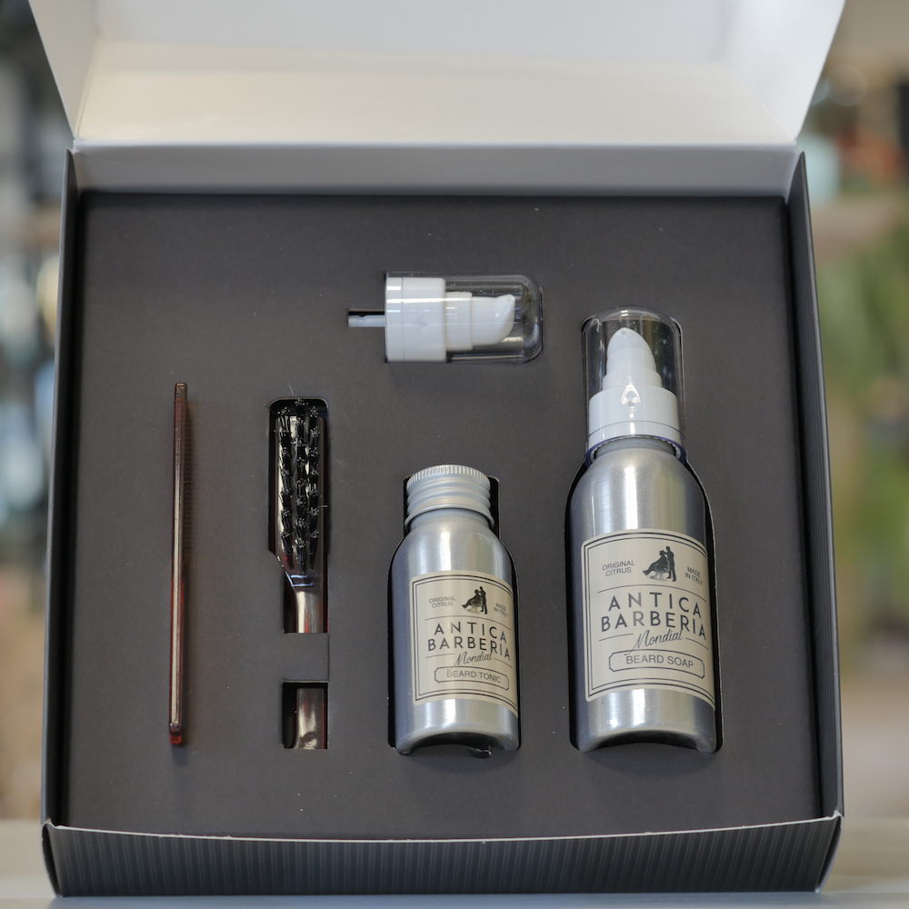 Mondial Gift Pack Beard Care - Elena Fiori