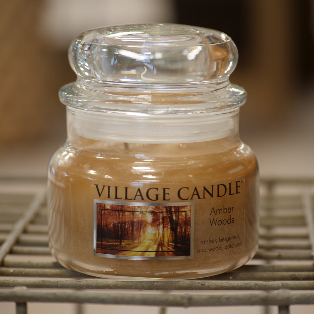 Village Candle Amber Woods - Elena Fiori