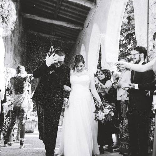 Matteo e Chiara Matrimonio Convento dell'Annunciata - Elena Fiori