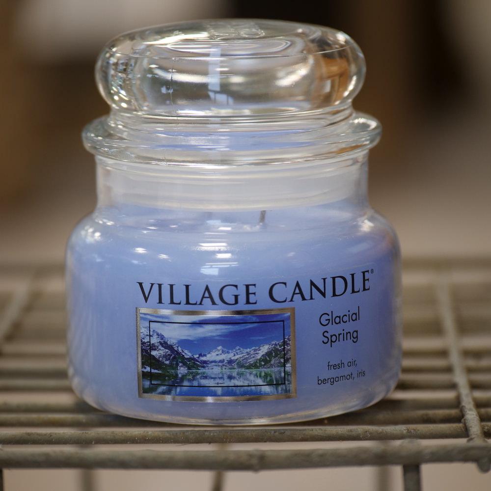 Village Candle Glacial Spring - Elena Fiori