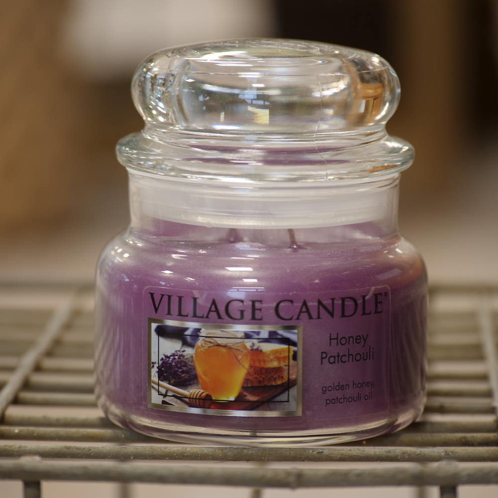 Village Candle Honey Patchouli - Elena Fiori