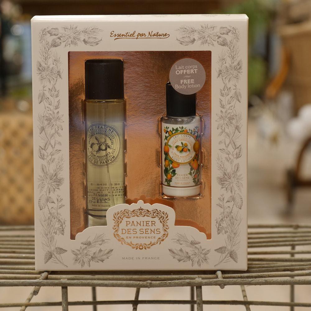 Set Profumo e Crema Corpo Provence - Elena Fiori