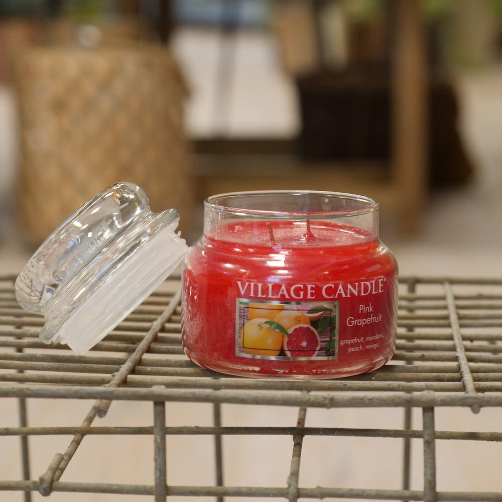 Village Candle Pink Grapefruit - Elena Fiori