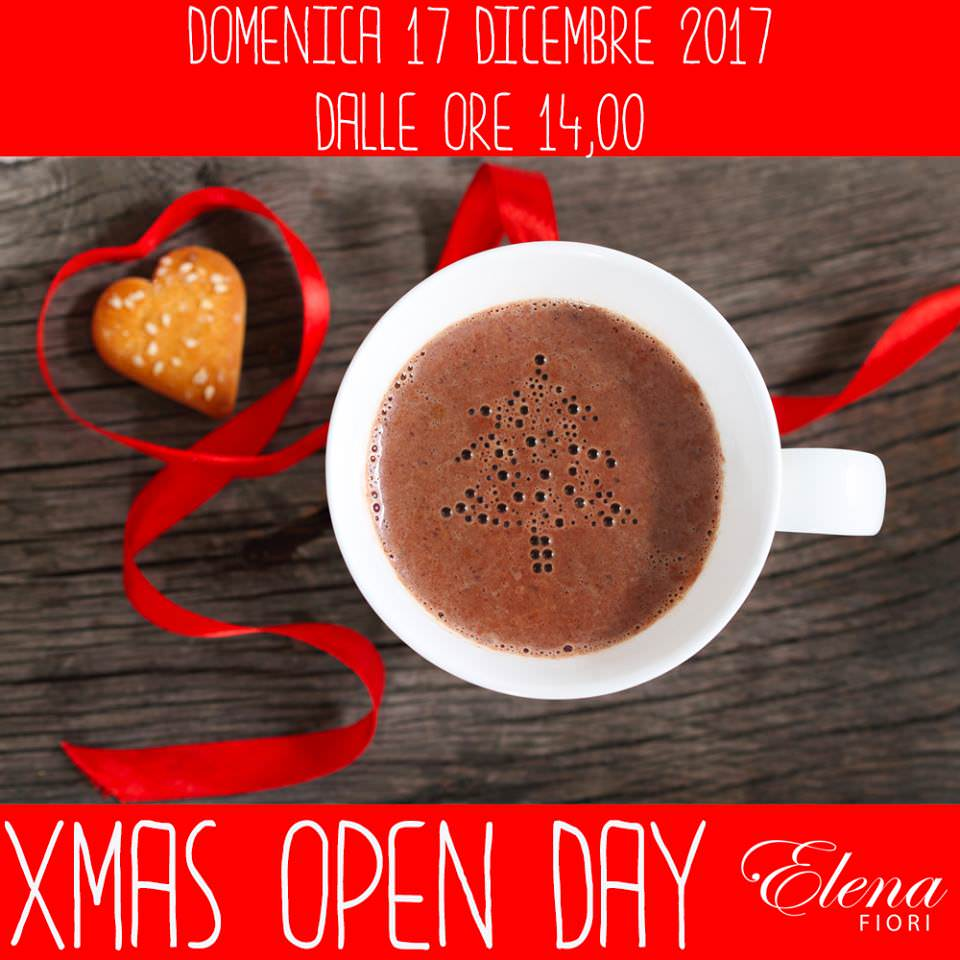 Elena Fiori Christmas Open Day