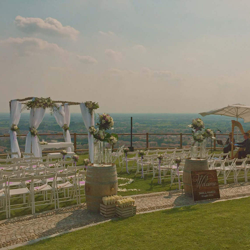 Le Cantorie Franciacorta Location Wedding