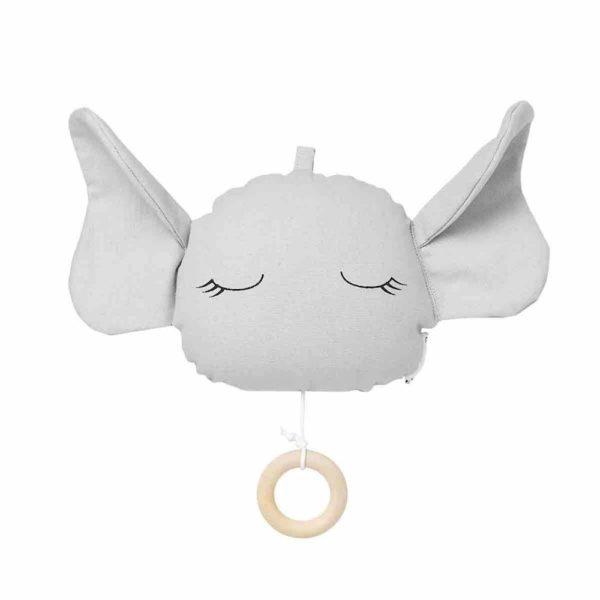 Liewood Alma Music Mobile Elephant