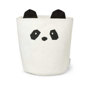 Liewood Cesto in Tessuto Panda