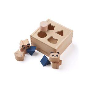 Liewood Puzzle di Legno