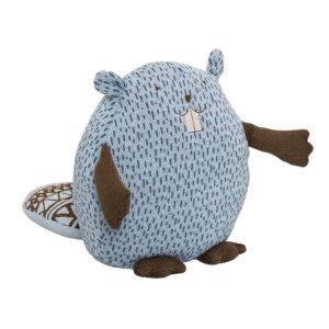Knitted Beaver