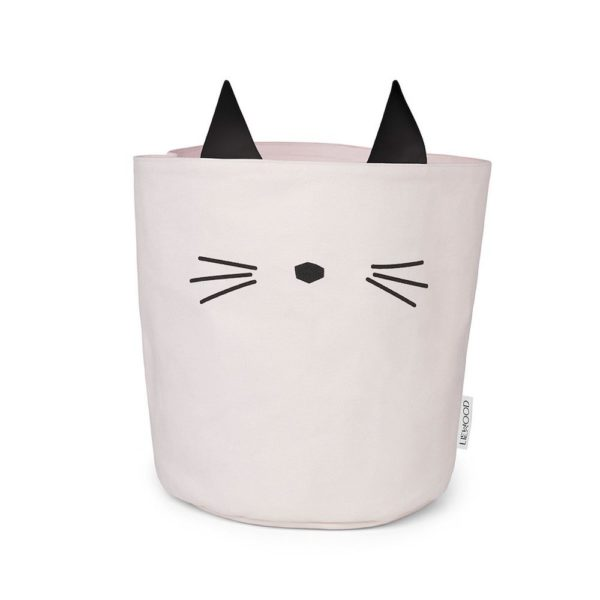Liewood Cesto in Tessuto Cat