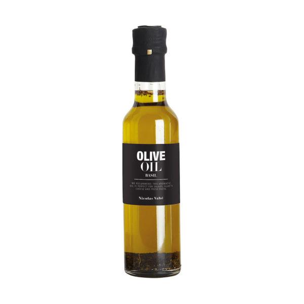 Olio d'Oliva con Basilico