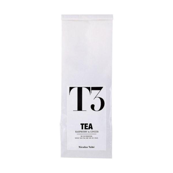 Tè al Lampone e Zenzero