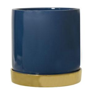 Vaso Gres Blu