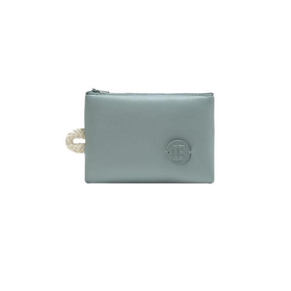 If Bags Mini Pochette Light Blue