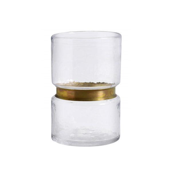 Vaso Ring Vetro