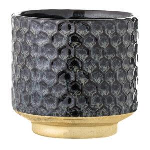 Vaso Flowerpot Blue