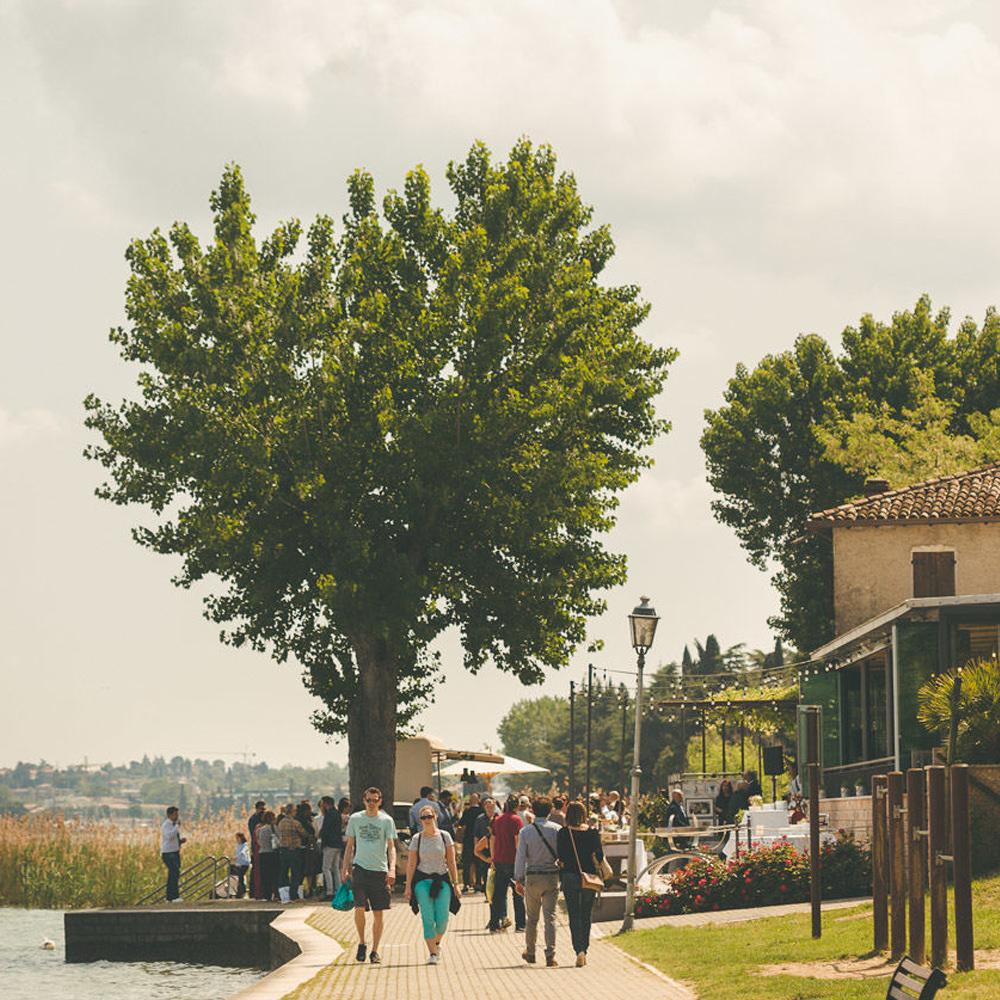 Vecchio Mulino Beach Location Matrimonio - Elena Fiori Wedding
