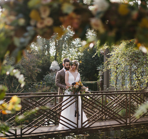 Elena Fiori Shooting Wedding