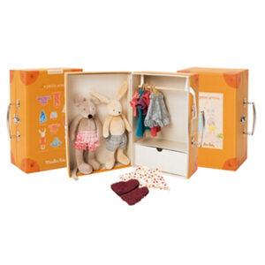 La valigia 'il piccolo armadio' - La Grande Famille