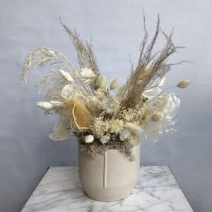 vaso fiorito naturale