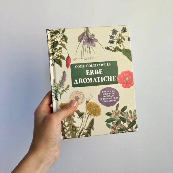 Libro - Come coltivare le erbe aromatiche