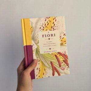 Libro dedicato a I Fiori - il libro che si trasforma in un'opera d'arte