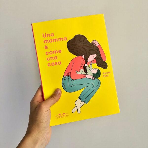 Libro - Una mamma è come una casa