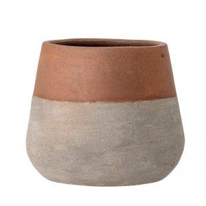 vaso portafiori Kenzo in terracotta